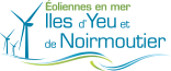 éoliennes en mer Iles d'Yeu et de Noirmoutier