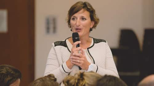 Photo de Lucile Forget, Responsable développement local basée à Nantes