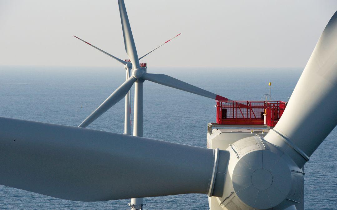 FOCUS – Les fondations de éoliennes en mer
