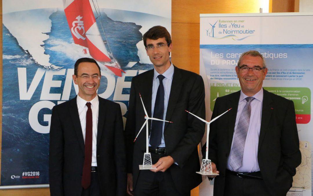 Entretien avec Yves Auvinet, Président du département de la Vendée