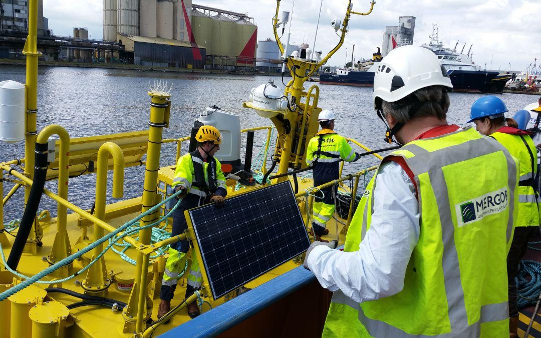 FOCUS – Calculer la production d'une éolienne en mer