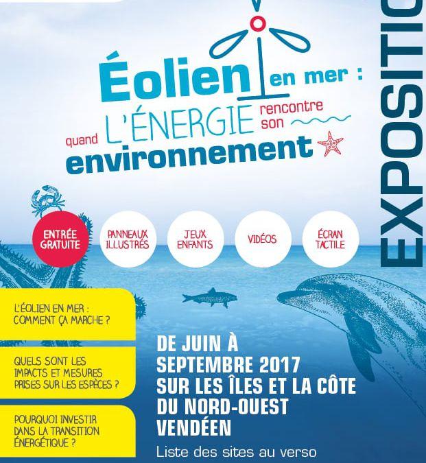 Focus – Une exposition environnement itinérante dans le Nord-Ouest Vendéen