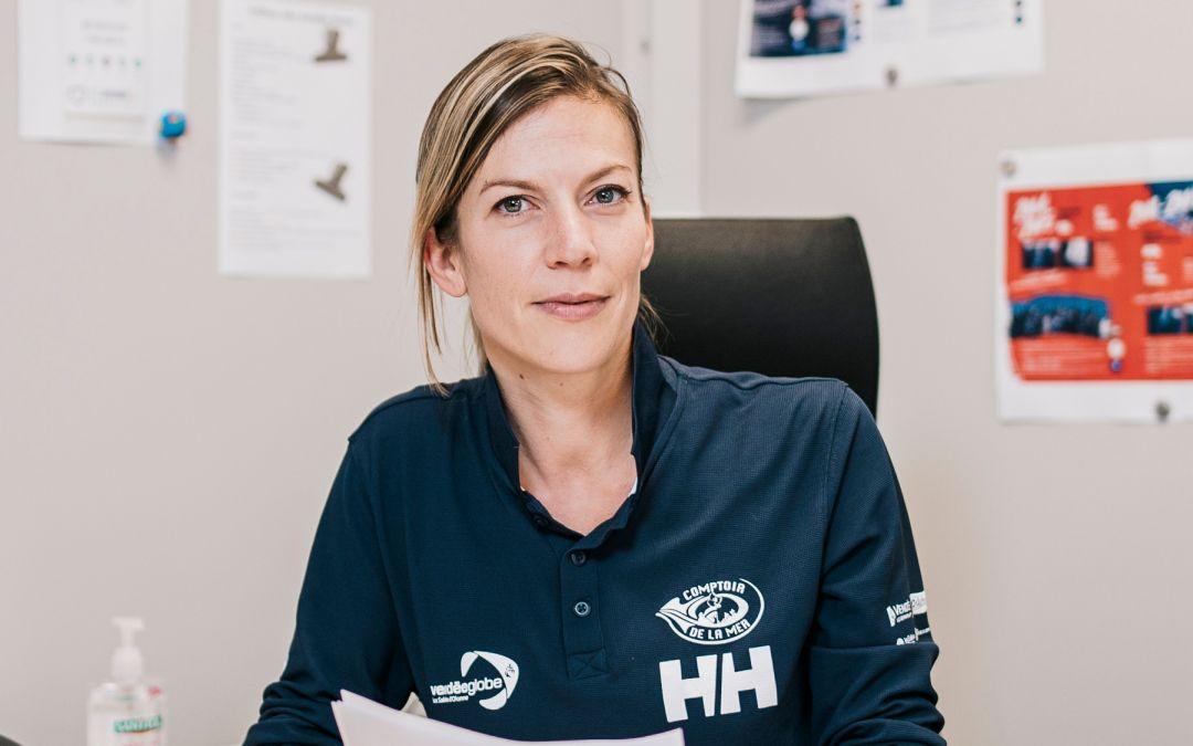 Rencontre avec Laura Legoff, Directrice Générale du Vendée Globe