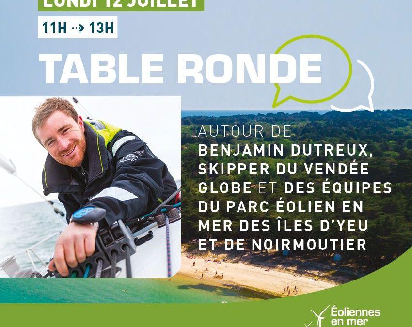Table ronde EMYN x Benjamin Dutreux